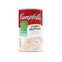 Campbells® Healthy Request® Condensed Cream of Mushroom Soup