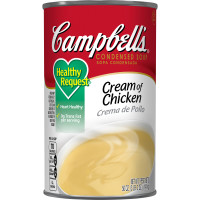 Campbells® Healthy Request® Condensed Cream of Chicken Soup