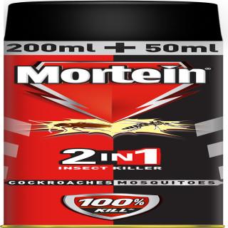 Mortein 2in1 250ml