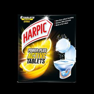 HARPIC POWER PLUS CITRUS TABLETS