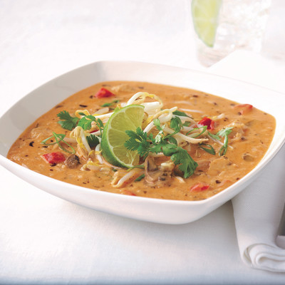 Campbell's® Reserve Frozen Ready to Eat Wicked Thai Style Chicken and Rice Soup