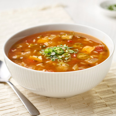 Campbell's® Signature Frozen Condensed Creole Chicken Gumbo