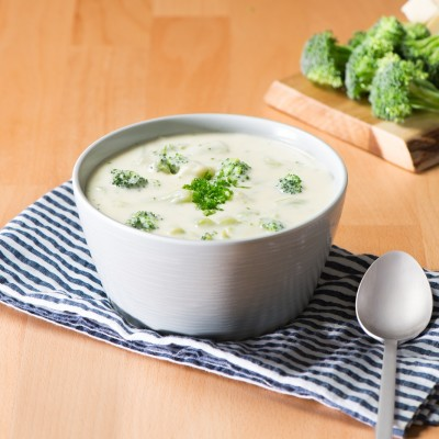 Campbell's® Signature Frozen Condensed Golden Broccoli Cheese Soup