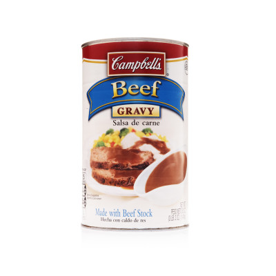 Campbell's® Ready to Serve Real Beef Gravy, Rich and Flavorful Recipe