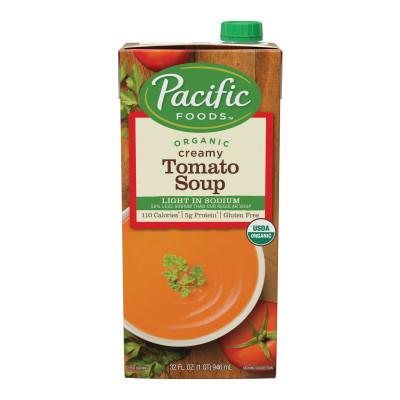 Light Sodium Organic Creamy Tomato Soup