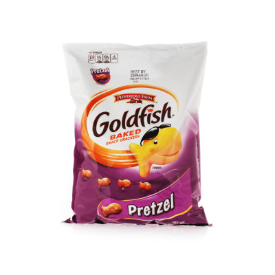 Pepperidge Farm® Goldfish Baked Snack Crackers, Pretzel
