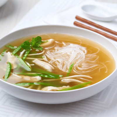 Campbell's® Reserve Frozen Ready to Eat Pho Chicken Soup Base Broth