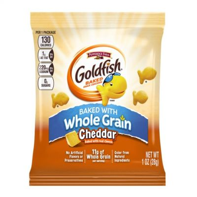 Pepperidge Farm® Goldfish Whole Grain Snack Crackers, Cheddar
