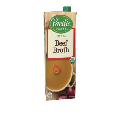 Organic Beef Broth