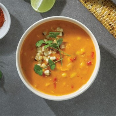 Campbell's Reserve Frozen Ready to Cook Mexican Street Corn Soup