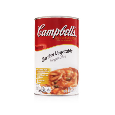 Campbell's® Classic Condensed Garden Vegetable Soup
