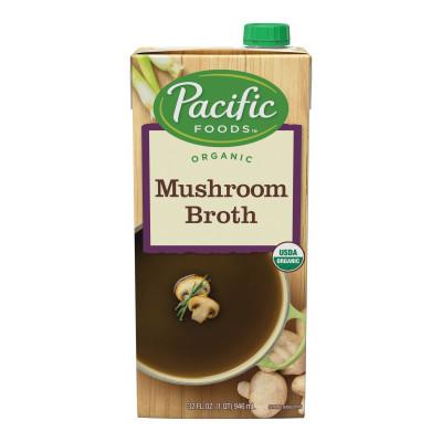 Organic Mushroom Broth