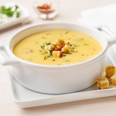 Campbell's® Signature Frozen Condensed Wisconsin Cheese Soup