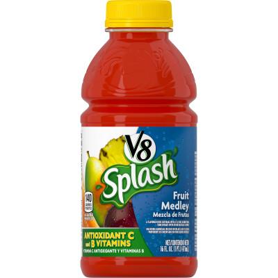 Juice Drink, Fruit Medley