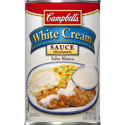 Campbell's® Ready to Serve White Cream Sauce, Versatile Sauce