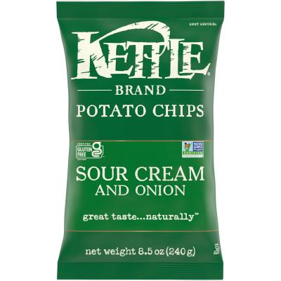 Sour Cream & Onion Kettle Potato Chips