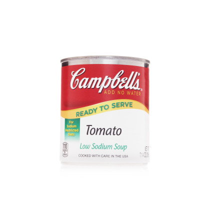 Campbell's® Classic Low Sodium Ready to Serve Tomato Soup