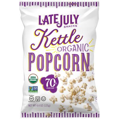 Kettle Organic Popcorn