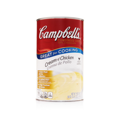 Campbell's® Classic Condensed Cream of Chicken Soup