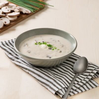 Campbell's® Signature Frozen Condensed Cream of Mushroom Soup