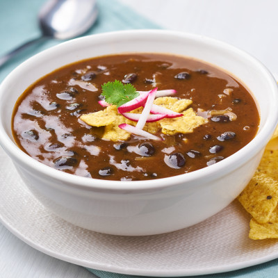 Campbell's® Signature Frozen Condensed Santa Fe-Style Black Bean Soup