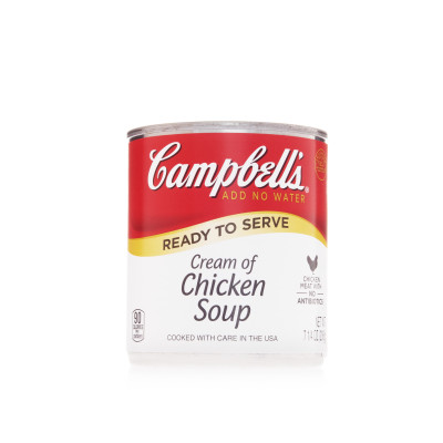 Campbell's® Classic Ready to Serve Cream of Chicken Soup
