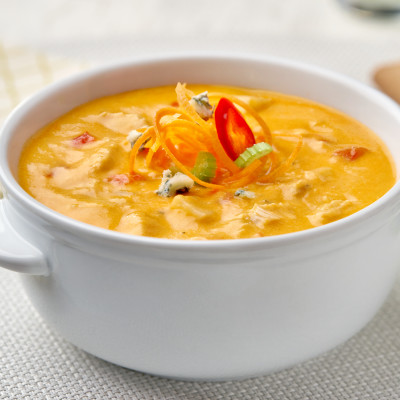 Campbell's® Signature Frozen Ready to Eat Soup Buffalo Style Chicken Soup