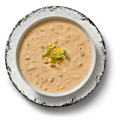 Campbell's® Reserve Frozen Ready to Eat Kickin' Crab and Sweet Corn Chowder