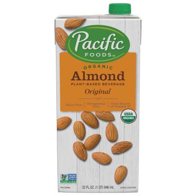 Organic Almond Original Beverage
