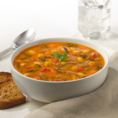 Campbell's® Signature Frozen Condensed Healthy Request Mediterranean Style Vegetable Soup
