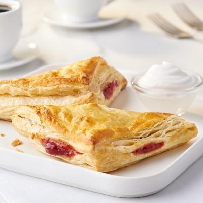Pepperidge Farm® Bakery Frozen Full Size Cherry Turnovers Pastry