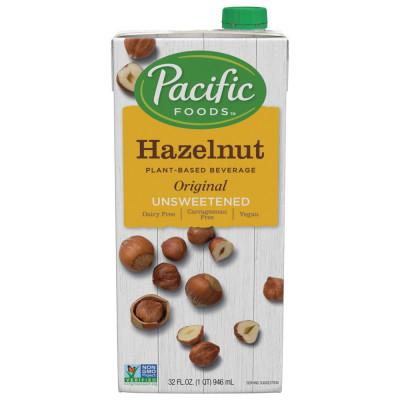 Unsweetened Hazelnut Original Beverage