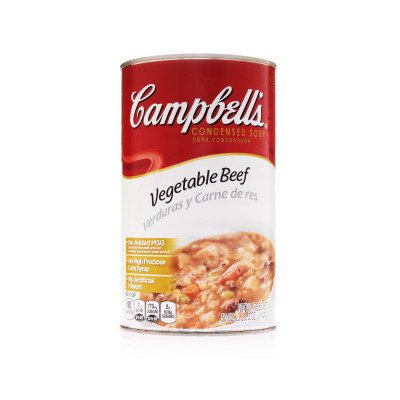 Campbell's® Classic Condensed Vegetable Beef Soup