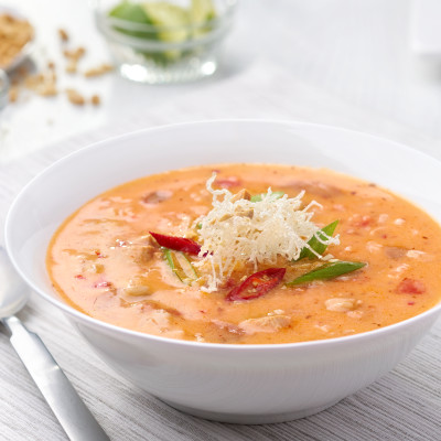 Campbell's® Reserve Frozen Ready to Eat Spicy Thai Chicken Soup