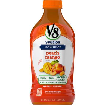 Juice Blend, Peach Mango