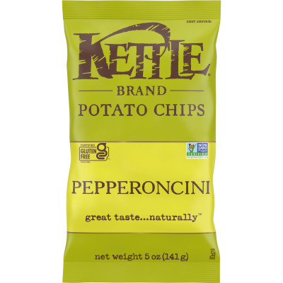 Pepperoncini Kettle Cooked Potato Chips