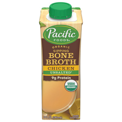 Organic Chicken Bone Broth