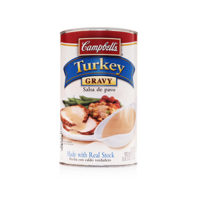 Campbell's® Ready to Serve Turkey Gravy, Rich and Flavorful Recipe