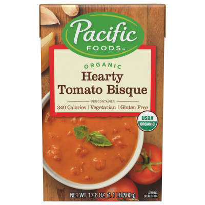 Organic Hearty Tomato Bisque