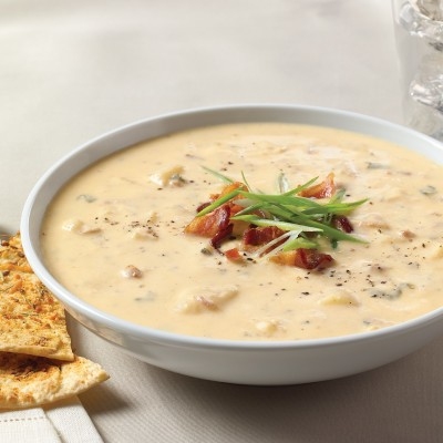 Campbell's® Reserve Frozen Ready to Eat Fully Loaded Baked Potato and Cheddar Soup