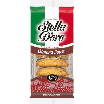 Almond Toast Coffee Treats Cookies