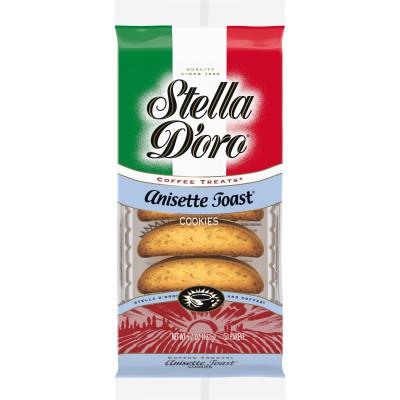 Anisette Toast Coffee Treats Cookies