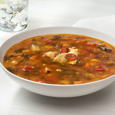 Campbell's® Reserve Frozen Ready to Eat Red Lentil Vegetable Soup