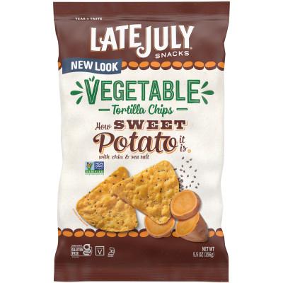 Sweet Potato Tortilla Chips