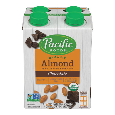 Organic Almond Chocolate Beverage