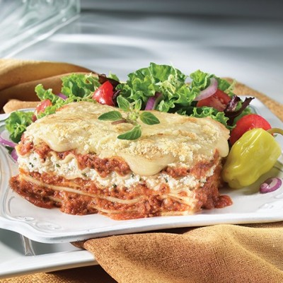 Campbell's® Frozen Entrées Lasagna Classic with Meat and Ricotta