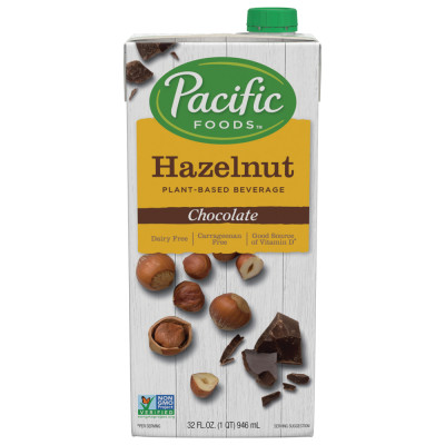 Hazelnut Chocolate Beverage