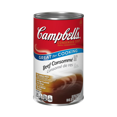 Campbell's® Classic Condensed Beef Consommé