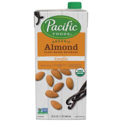 Organic Almond Vanilla Beverage