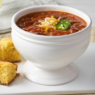 Campbell's® Signature Frozen Ready to Cook Chili Con Carne